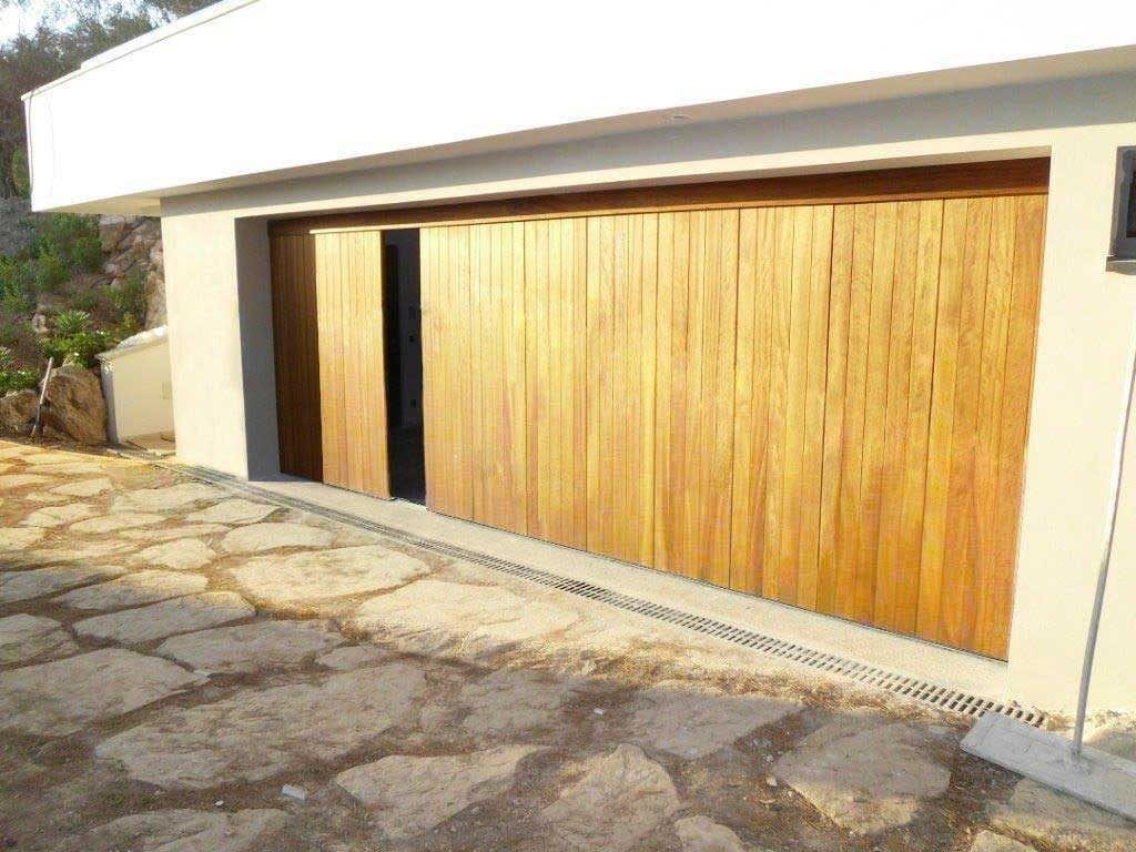 Side Sliding Sectional Garage Doors | Sliding Garage Doors