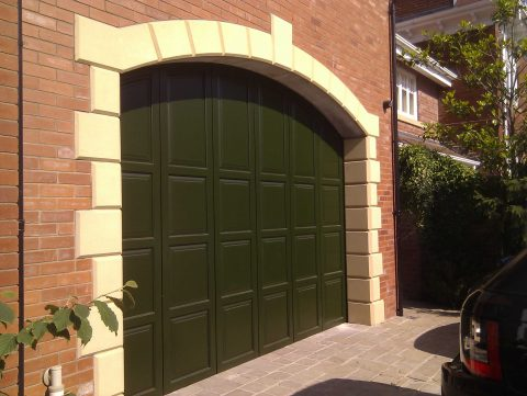 Top six FAQs for garage door installation