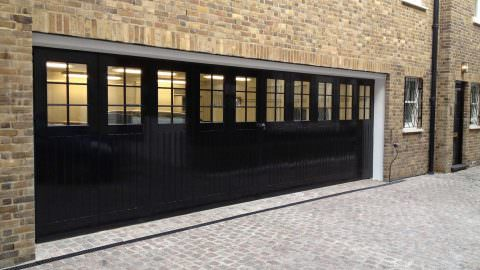 Rundum Meir Custom Garage Doors Now Available In North America