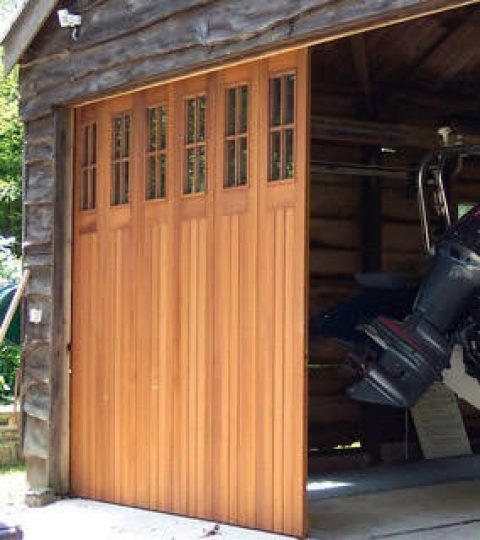 Top 7 facts about sliding garage doors