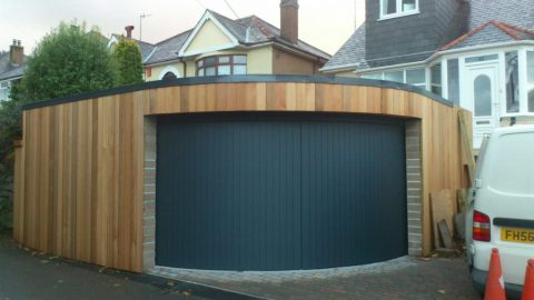 Benefits of Installing Side Hinged Garage Doors